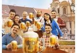 375.000 x 4 doze de bere Timisoreana, 520.000 x halba de bere Timioreana