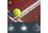 1 x racheta de tenis semnata de Ilie Nastase, 3 x invitatie duble la finala turneului, 5 x set de produse Dove