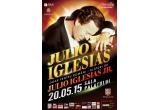 2 x invitatie dubla la concertul lui Julio Iglesias