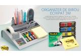 1 x organizer pentru birou echipat 3M