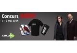 4 x pachet Blu-ray cu intregul Sezon 1 Blacklist, 2 x carcasa iPhone personalizate Blacklist, 2 x tricou originale Blacklist