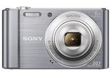1 x aparat foto digital Sony DSCW810S + 40 puncte