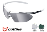 1 x pereche de ochelari pentru ciclism si alergare Catlike Plume