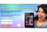 1 x tableta Asus Nexus 7, instant: voucher de cumparaturi abdcomputer.ro de 50 ron