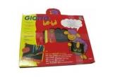 1 x Set tabla + 10 crete color Giotto be-be, 1 x Jurnal interactiv – Happy Camper