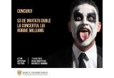 53 x bilet dublu la concertul lui Robbie Williams