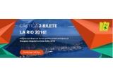 1 x 2 bilete la Jocurile Olimpice de la Rio 2016 + 2 bilete participare la JO Rio + cazare all inclusive