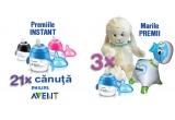 21 x cana Philips Avent, 3 x kit constand in oita plus Humana + vacuta gonflabila Humana + cana Philips Avent