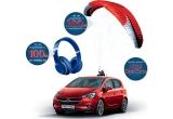 1 x masina Opel Corsa, 48 x voucher smart experience de 300 ron, 32 x voucher eMAG de 100 ron