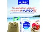 "1 x ""set de prim ajutor"" din gama de plasturi Urgo"