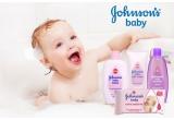 4 x kit Johnson's Baby de ingrijire a pielii bebelusului tau