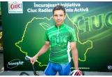 "5 x bicicleta BTWIN MTB Rockrider 340 verde, 4 x experienta constand in locuri de participare pe traseul sub forma de lamaie ""Ciuc Natur Radler Romania Activa"""