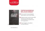 "1 x exemplar din volumul ""Je suis Charlie? Regandirea libertatii in Europa multiculturala"""