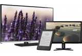 "1 x televizor Led FullHD Samsung UE50H5000, 1 x Monitor Acer G237HLABID 23"", 1 x eBook Amazon Kindle WiFi Glare"
