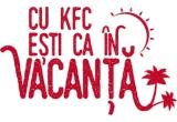 1 x voucher de vacanta in Grecia/ Italia/ Spania, 200 x tricou personalizat KFC