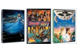 3 x DVD cu filmul preferat