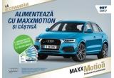4 x test drive timp de un weekend cu noul Audi Q3 + 100 litri de combustibil, 16 x 100 litri de combustibil