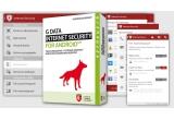 10 x licenta gratuita pe 1 an de zile pentru G Data Internet Security pentru Android