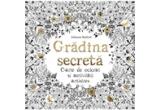 """2 x carte de colorat pentru adulti """"Gradina Secreta"""""""