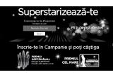 4 x mascara SUPERSTAR FALS LASHES pentru un an de zile, 1 x pachet/servicii de infrumusetare + relaxare in valoare de 1.500lei