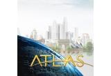 1 x set de 4 DVD-uri cu documentare din seria ATLAS Discovery: Mexic + Franta + India + Africa de Sud