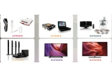 1 x Aparat de tuns Philips HC5440, 1x Mixer vertical Philips HR1601, 1 x Sandwich maker Philips HD2392, 1 x Gratar electric Philips HD4417, 1 x DVD player portabil Philips PD 7001B, 1 x Sistem micro music Philips MCM2050, 1 x Robot bucatarie Philips HR7628, 1 x sistem Home cinema Philips HTD3570, 1 x televizor Philips 40PFH4200, 1 x televizor Philips Smart Android 3D PHF5500