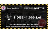 1 x voucher in valoare de 1.000 de lei pentru cumparaturi in magazinul online tools.store.ro