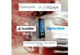 8 x tableta Allview WI8G + abonament Digi Net Mobil 5 GB pentru 6 luni