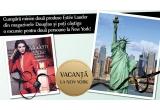1 x excursie pentru 2 persoane la New York, 20 x Trusa de ingrijire si machiaj