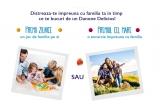 1 x voucher pentru o excursie cu familia in valoare de 2000 ron, 44 x joc de familie
