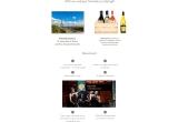 1 x excursie la Paris in 2016, 2 x 18 baxuri de vin Domeniile Samburești