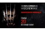 20 de invitatii duble la avanpremiera absoluta a filmului X-Men Origins:Wolverine, la Hollywood Multiplex, Bucuresti Mall<br type=&quot;_moz&quot; />