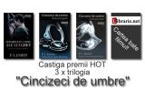 "3 x trilogia ""Cincizeci de umbre"""