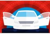 """1 x prezentarea in cadrul evenimentului """"Salonul Auto Bucuresti & Accesorii"""" a masinii puse la vanzare in cadrul anuntului castigator de pe autovit.ro, 5 x Car kit Parrot portabil Minikit Neo 2 HD, 10 x bon de benzina de 150 Ron"""