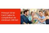 garantat: voucher eMAG de 50 ron