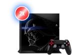 """2 x Darth Vader PlayStation 4, 3 x kit """"Star Wars"""""""