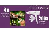 1 x weekend de relaxare pentru 2 persoane la SPA Hotel Orizont Predeal, 200 x uscator de par Rowenta Instant Dry Respectissim CV6075