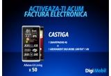 50 x smartphone Allview E3 Living + abonament Digi Mobil Optim nelimitat