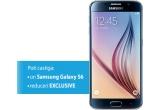 1 x smartphone Samsun Galaxy S6