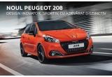 1 x masina Peugeot 208 Facelift