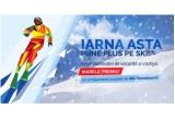 garantat: voucher pentru o Asigurare Medicala de Calatorie de la Christian Tour, 36 x card de Ski Plus de la Christian Tour, garantat: voucher de reducere la echipamente de iarna pe wintermag.ro, 1 x voucher de 7000 RON pentru achizitionarea unui echipament de iarna