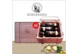 5 x cutie de 6 sticle de vin de la Budureasca
