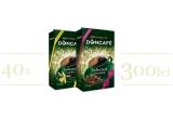 40 x cutie cu 2 pachete de cafea Doncafe Selected, 2 x voucher de 300 ron pe un magazin online