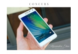1 x smartphone Samsung A5 White