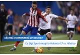 1 x 2 bilete la meciul Valencia CF vs Atletico Madrid din 6 martie + zbor + cazare + turul Valenciei, 7 x tricou FC Barcelona/ Real Madrid/ Atletico Madrid/ Valencia FC/ Getafe/ Rayo Vallecano/ Eibar, 2 x minge Nike Liga BBVA