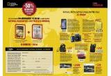 2 x Smartphonuri ZenFone Selfie, 2 x Troler LAMONZA, 1 x Aparat foto Pentax K-S1, 1 x Aparat foto Ricoh WG-5 GPS orange, 1 x Binoclu Pentax 10x25 UCF WP, 1 x Binoclu Pentax 10x50 XCF, 1 x Aparat foto Pentax K-S1, 1 x Camera video de acțiune Ricoh WG-M1 orange, 15 x Genți Photo Set Up, 5 x Brațari de monitorizare sport Polar Loop 2, 24 x Rucsacuri negre Columbia Sportswear, 100 x Agende NG & Alpha Bank, 50 x Calendare de perete NG & Alpha Bank