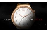 5 x pereche uimitoare de ceasuri Huawei, 1000 x carte postala speciala cu mesajul inscris