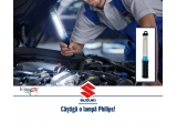 1 x lampa fara fir oferita de Philips Automotive Romania