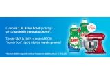 1 x mixer KitchenAid, premii instant constand in sucitor de patiserie de silicon/ perie de patiserie de silicon/ manusa de protectie de silicon