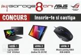 "1 x Notebook / Laptop ASUS 15.6"" X554LA, 1 x Tableta ASUS ZenPad 7.0 Z370C, 1 x Mouse gaming ASUS ROG GX850"